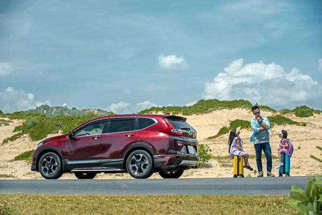 """Những """"điểm nhấn"""" nâng tầm đẳng cấp trên Honda CR-V - 3"""