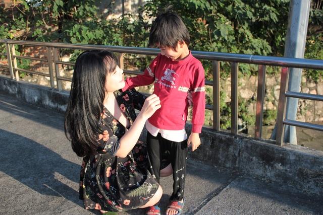 Chuyện cảm động về cô gái Hà Nội xinh đẹp từng bị kỳ thị vì nhận nuôi bé gái lở loét - 5