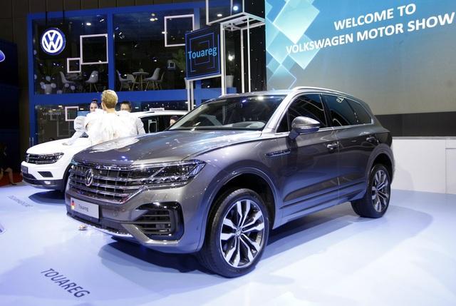 Tịch thu xe, xử phạt công ty nhập khẩu xe Volkswagen dùng bản đồ có đường lưỡi bò - 2