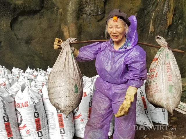 Nghề lạ ở Lạng Sơn: Gom phân vua trong hang tối kiếm ra tiền - 3