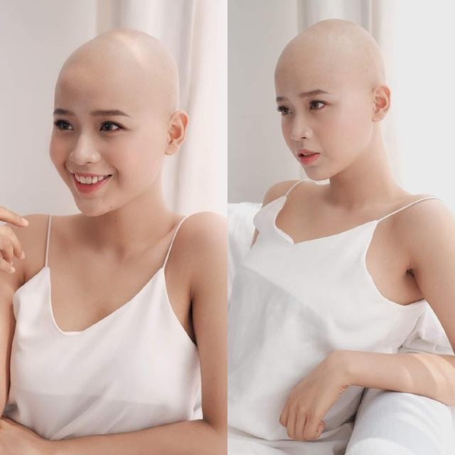 Thủy Tiên -  nữ sinh mắc bệnh ung thư dự thi sắc đẹp ĐH Ngoại thương - 1