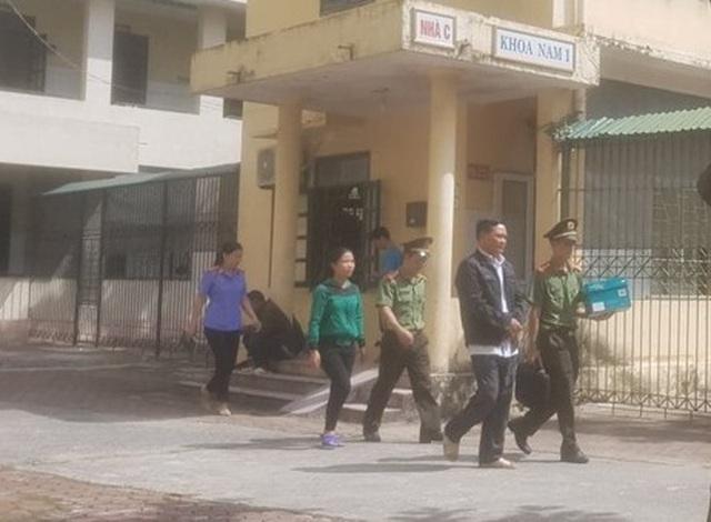 5 bác sĩ, điều dưỡng  ăn chặn thuốc bệnh viện tâm thần tỉnh Thanh Hóa - 1