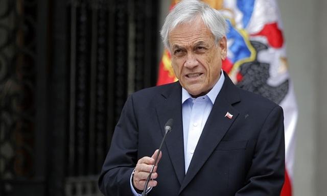Chile hủy đăng cai hội nghị APEC - 1