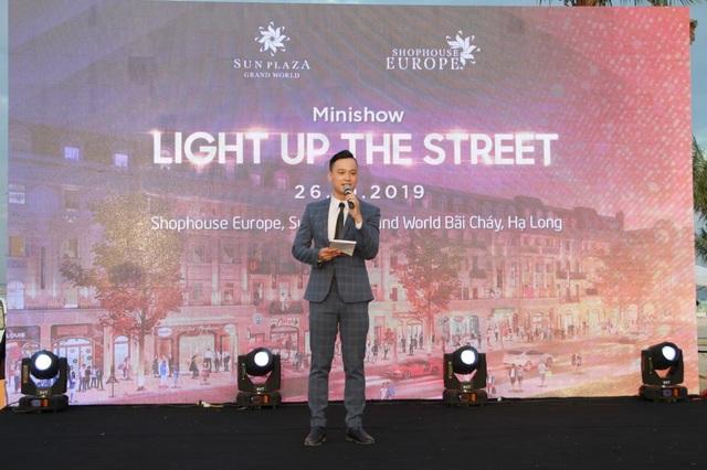 """""""Light up the street"""" thắp sáng đêm Bãi Cháy cùng giới đầu tư địa ốc - 3"""