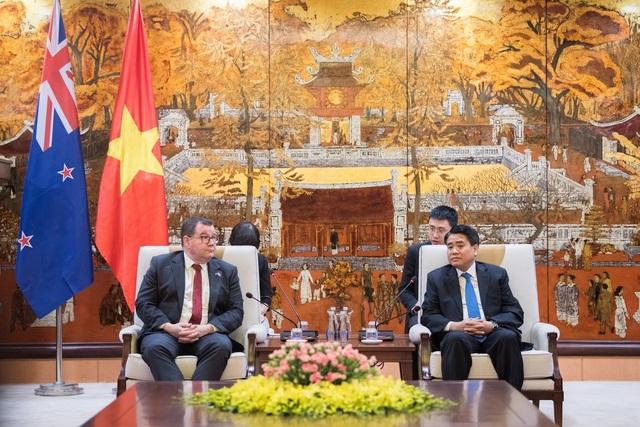 Thúc đẩy hợp tác phát triển giáo dục giữa Hà Nội và New Zealand - 1