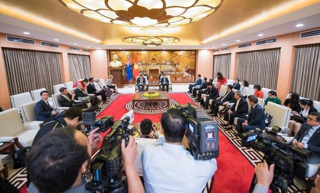 Thúc đẩy hợp tác phát triển giáo dục giữa Hà Nội và New Zealand - 2