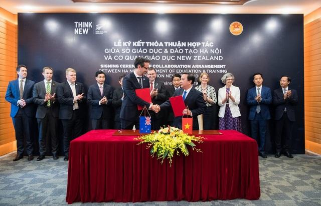 Thúc đẩy hợp tác phát triển giáo dục giữa Hà Nội và New Zealand - 3