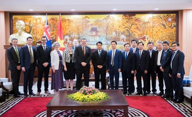 Thúc đẩy hợp tác phát triển giáo dục giữa Hà Nội và New Zealand - 4