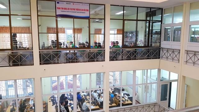 Ra mắt Trung tâm đầu tiên và duy nhất miền Trung  Tây Nguyên về du lịch bền vững - 1