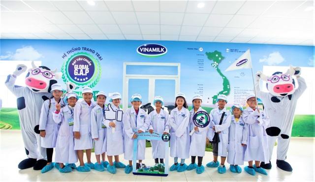 70.000 trẻ em tỉnh Vĩnh Long được thụ hưởng chương trình Sữa học đường - 3