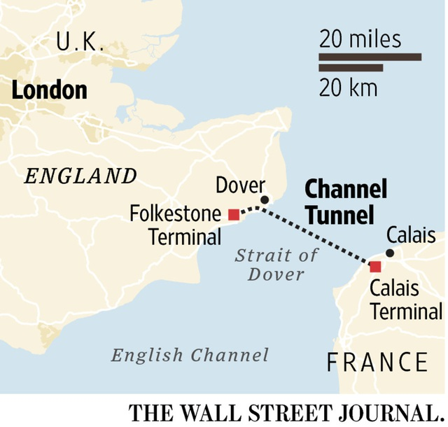 Lý do khiến Anh trở thành miền đất hứa hút người nhập cư - 2