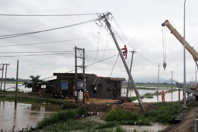 Phú Yên: 1 người tử vong trong bão số 5 - 5