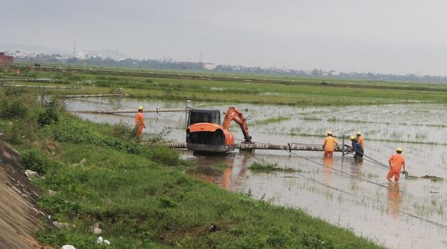Phú Yên: 1 người tử vong trong bão số 5 - 4