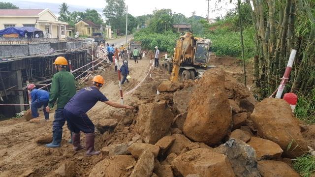 Phú Yên: 1 người tử vong trong bão số 5 - 6