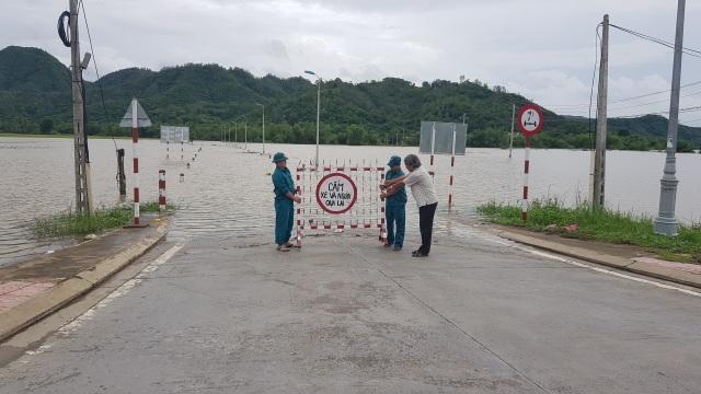 Phú Yên: 1 người tử vong trong bão số 5 - 7