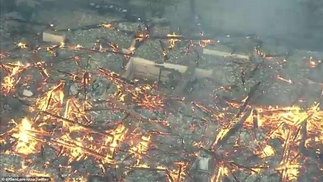 Hỏa hoạn kinh hoàng nhấn chìm lâu đài di sản 600 tuổi ở Nhật Bản - 5