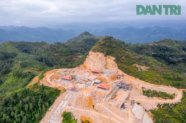 Dự án chùa Lũng Cú sẽ được bàn giao cho Giáo hội Phật giáo Hà Giang quản lý - 1