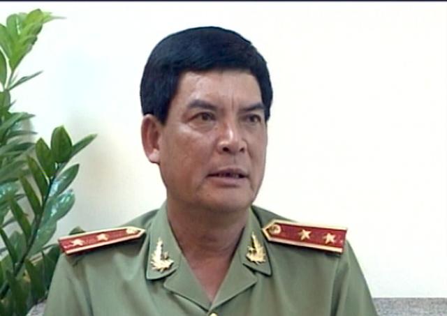 Cảnh cáo Trung tướng Công an Trình Văn Thống - 1