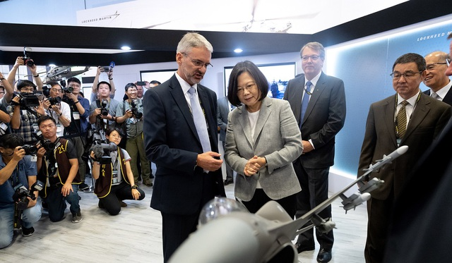 Đài Loan lần đầu tiên công khai nhờ Mỹ đánh giá năng lực quân sự - 1