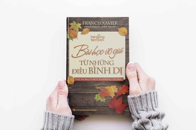 6 tựa sách giúp bạn trẻ tìm lại tình yêu thương cuộc sống - 1