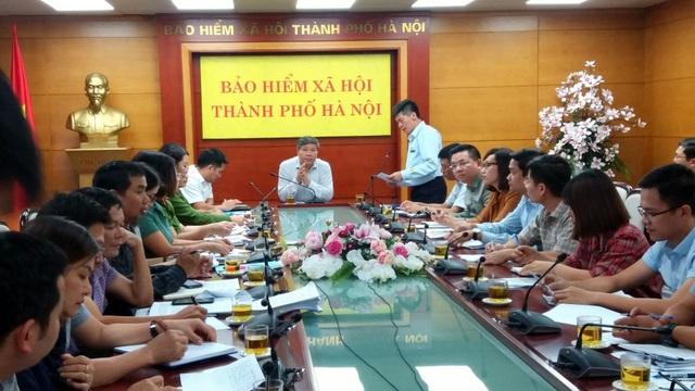 Hà Nội: Xem xét chuyển hồ sơ 5 doanh nghiệp nợ BHXH sang cơ quan Công an - 1