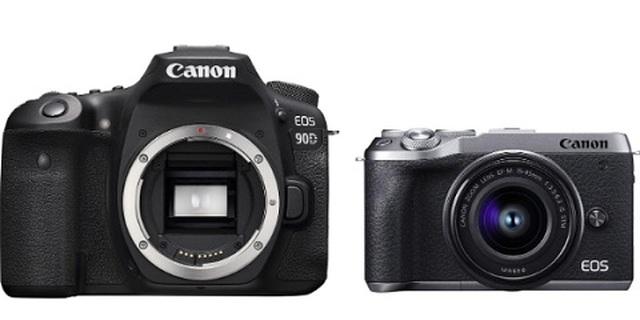 Bộ đôi máy ảnh EOS 90D và EOS M6 Mark II ra mắt thị trường Việt Nam - 2