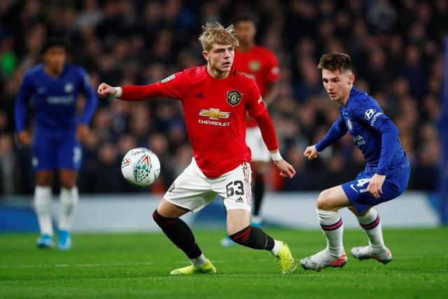 Những khoảnh khắc Rashford tỏa sáng giúp Man Utd nhấn chìm Chelsea - 5