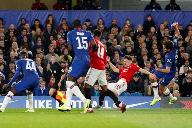 Những khoảnh khắc Rashford tỏa sáng giúp Man Utd nhấn chìm Chelsea - 6