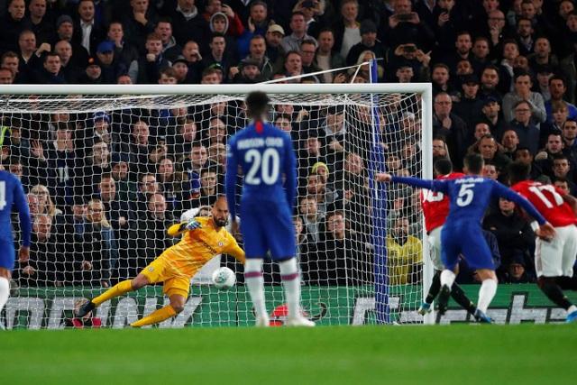 Những khoảnh khắc Rashford tỏa sáng giúp Man Utd nhấn chìm Chelsea - 7
