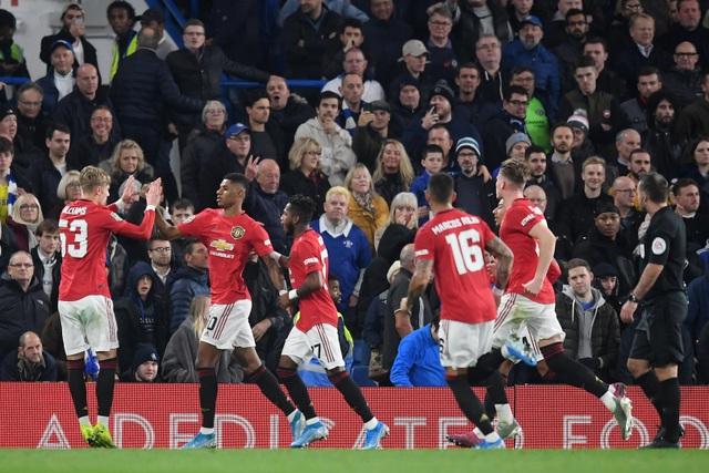 Những khoảnh khắc Rashford tỏa sáng giúp Man Utd nhấn chìm Chelsea - 8