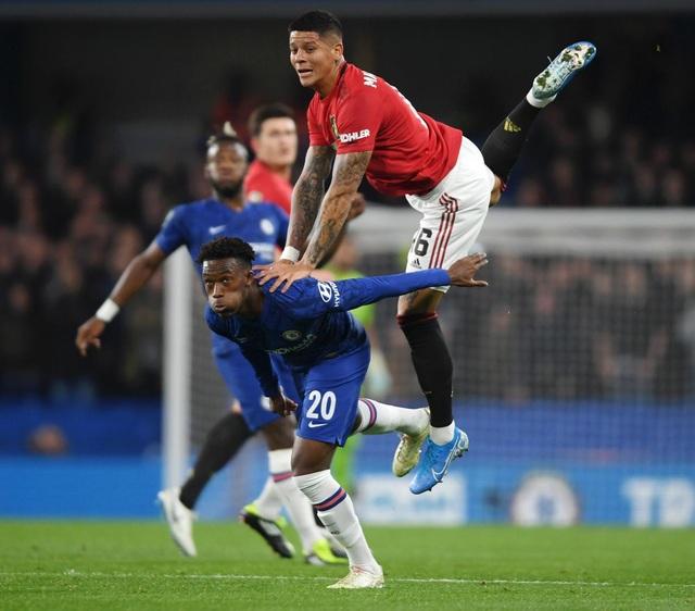 Những khoảnh khắc Rashford tỏa sáng giúp Man Utd nhấn chìm Chelsea - 11
