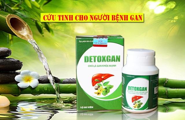 Detoxgan  hỗ trợ điều trị viêm gan, xơ gan hiệu quả từ các loại thảo dược thiên nhiên - 5