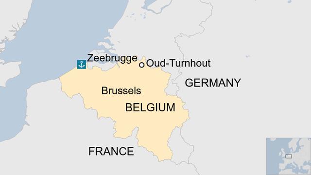 Bỉ bắt giữ 12 di dân trong xe đông lạnh - 2