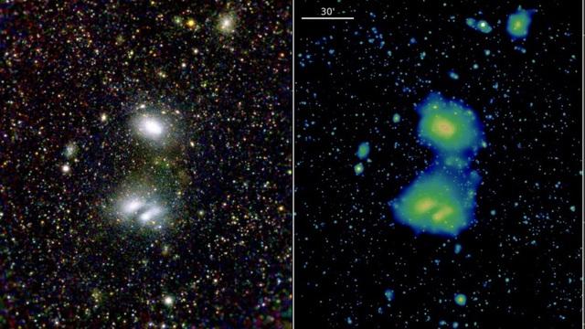 Hé lộ những hình ảnh về vũ trụ bí ẩn tuyệt đẹp từ kính viễn vọng Đức - 2
