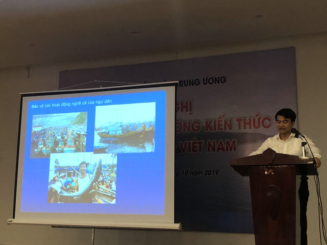 Gần 300 nhà báo dự tập huấn bồi dưỡng kiến thức về biển, đảo Việt Nam - 2