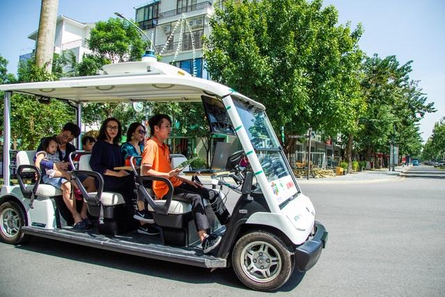 Việt Nam thử nghiệm thành công xe tự hành trong khu đô thị - 1