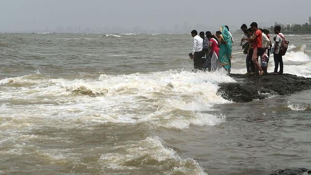 Mực nước biển dâng có thể đe dọa tới cuộc sống 480 triệu người - 1