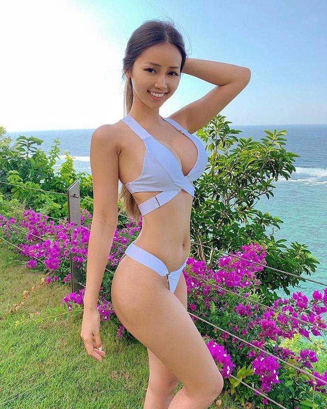 Cô gái Việt nổi tiếng ở Mỹ vì nóng bỏng, thành tích học tập cũng đáng nể - 2