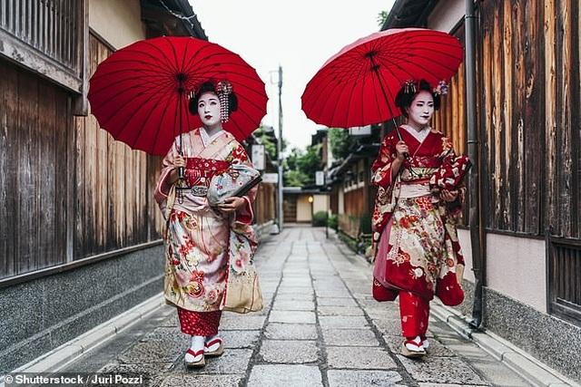 Nhật Bản cấm du khách chụp ảnh geisha ở Kyoto - 1