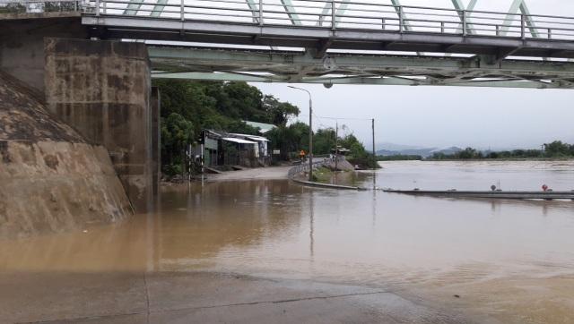 Phú Yên: 1 người tử vong trong bão số 5 - 2