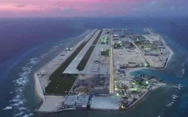 """""""Trung Quốc chiếm đóng, quân sự hóa Biển Đông gây đe dọa hòa bình chung"""" - 2"""