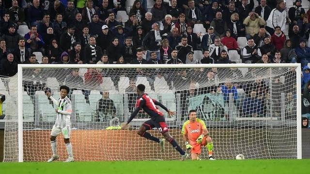 """C.Ronaldo """"nổ súng"""" phút 92, Juventus thắng nghẹt thở - 3"""
