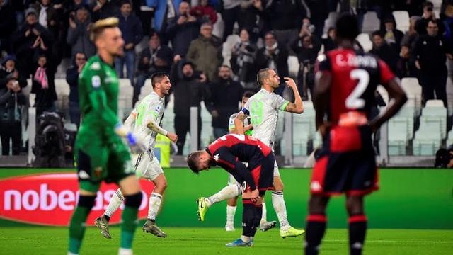 """C.Ronaldo """"nổ súng"""" phút 92, Juventus thắng nghẹt thở - 2"""