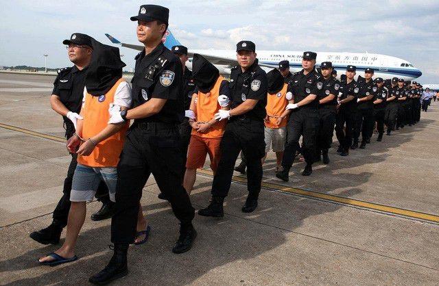 Mông Cổ bắt giữ 800 người Trung Quốc - 1