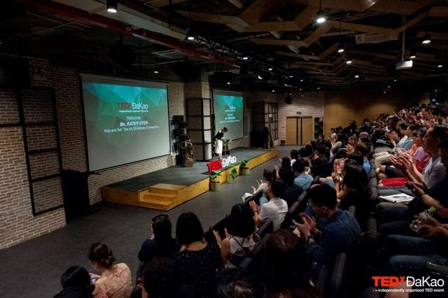 """Hoàng Ngọc Anh – Sáng lập viên TEDxĐaKao: """"Ước mơ xây dựng cộng đồng người trẻ Việt tạo nên giá trị"""" - 2"""
