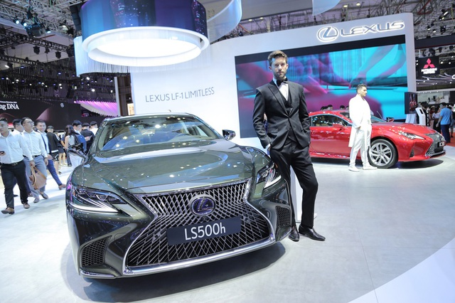 Xướng tên gian hàng đặc biệt tại VMS 2019: Lexus Experience Amazing - 3