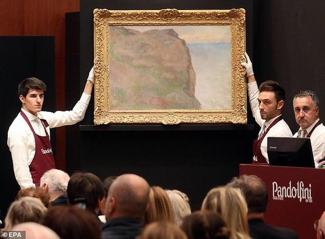 Hiếm hoi: Tranh Picasso, Monet, Van Gogh... cùng xuất hiện trên thị trường - 1
