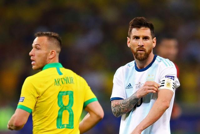 Sau 3 tháng treo giò, Messi tái xuất đội tuyển Argentina - 1