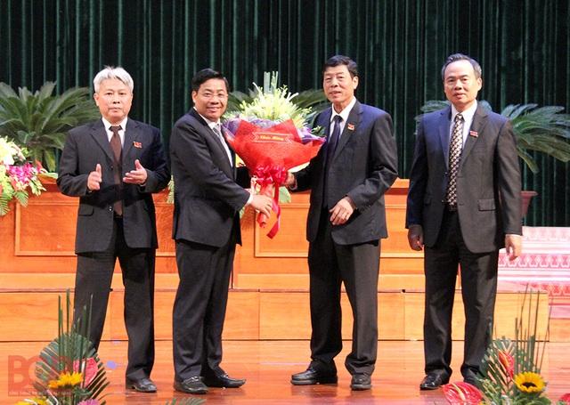 Ông Dương Văn Thái được bầu làm Chủ tịch UBND tỉnh Bắc Giang - 2