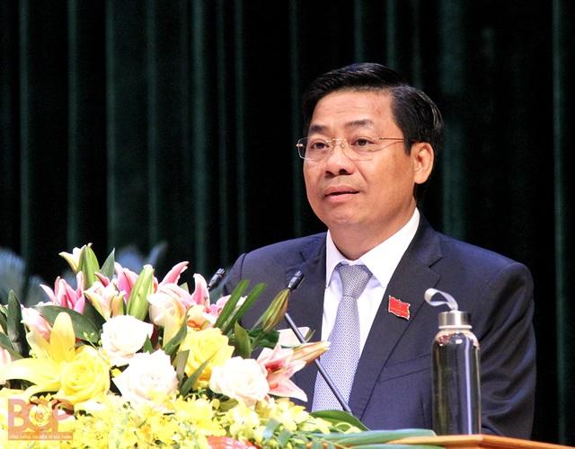 Ông Dương Văn Thái được bầu làm Chủ tịch UBND tỉnh Bắc Giang - 3